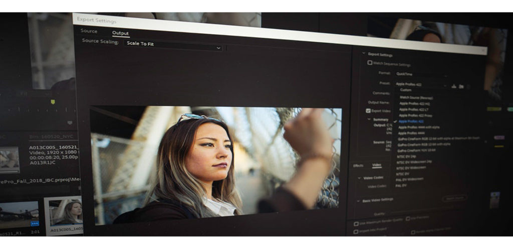 Adobe Premiere Pro After Effects Export