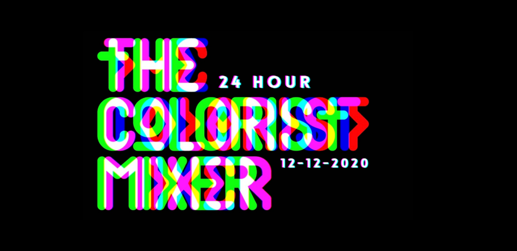 The 24 Hour Colorist Mixer 12-12-2020