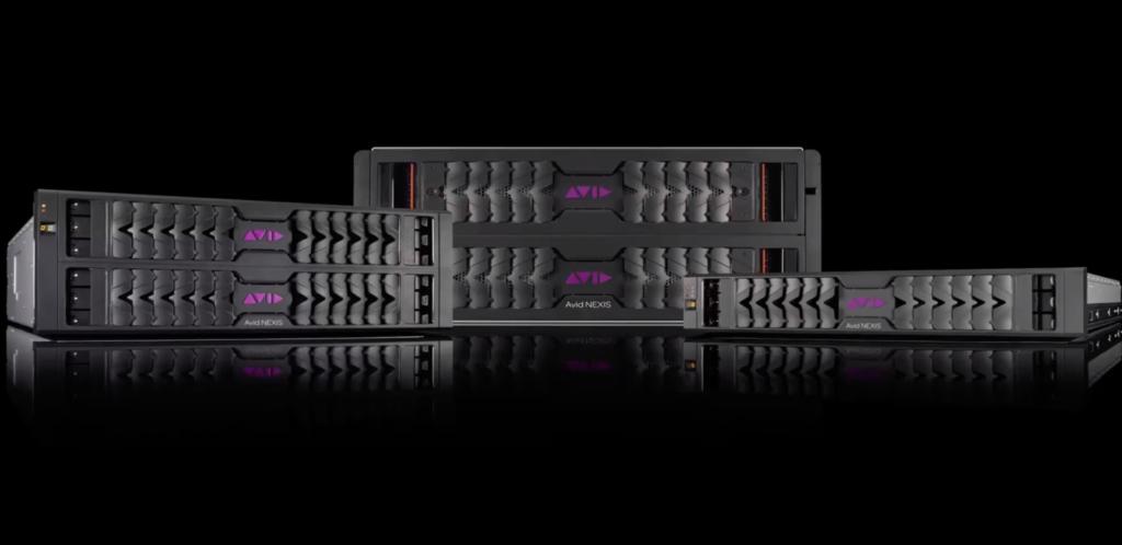 AVID Storage
