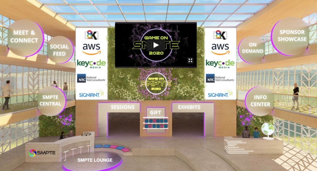 SMPTE Conference 2020 goes virtual