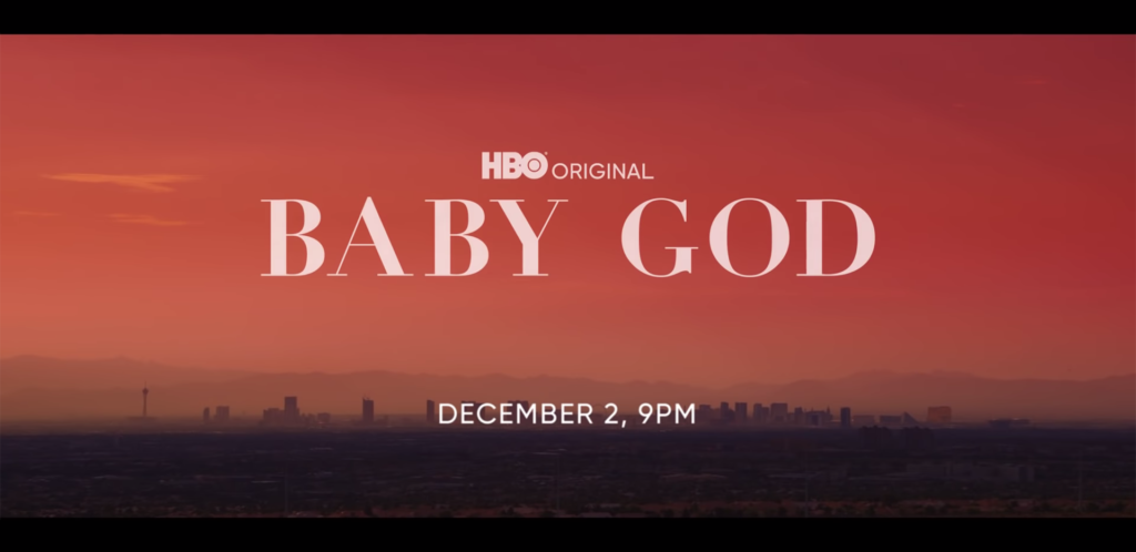 Baby God Color Graded by Goldcrest