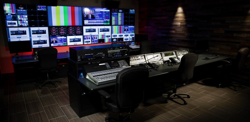Adrenaline Films Studio with Blackmagic Design and Medialooks