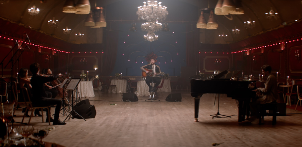 Sigala & James Arthur Music Video shot with Blackmagic RAW