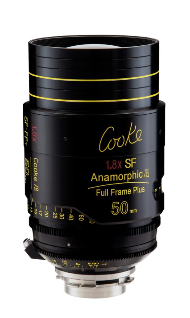 Cooke 1.8x SF Anamorphic/i Full Frame Plus 50mm Lens