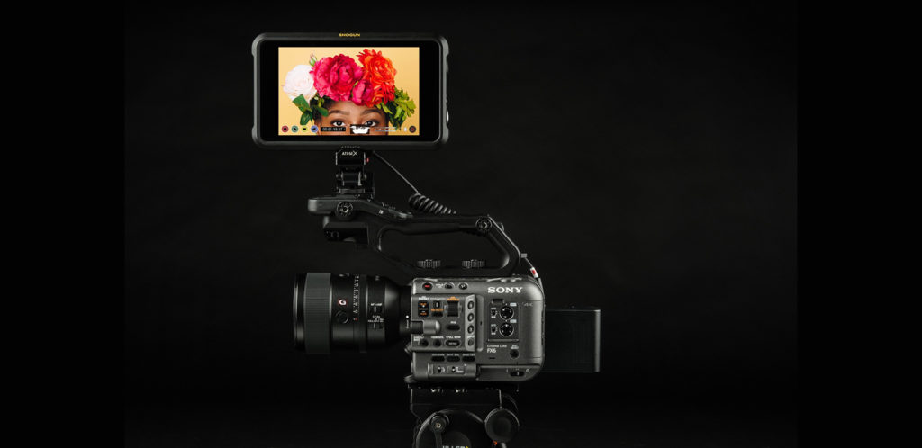 Atomos release of Apple ProRes RAW recording for Sony's FX6 camera