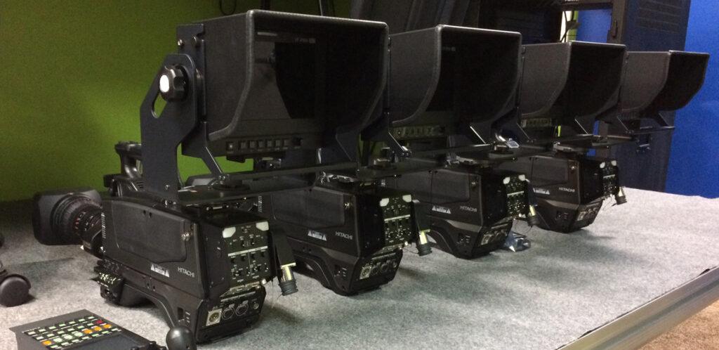 Hitachi EMU Z HD5000 Cameras