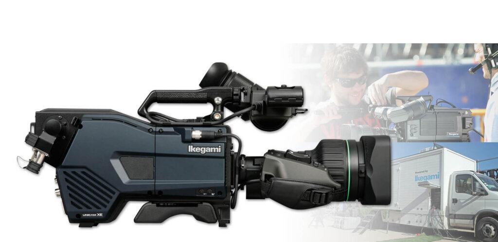 Ikegami Broadcast Cameras