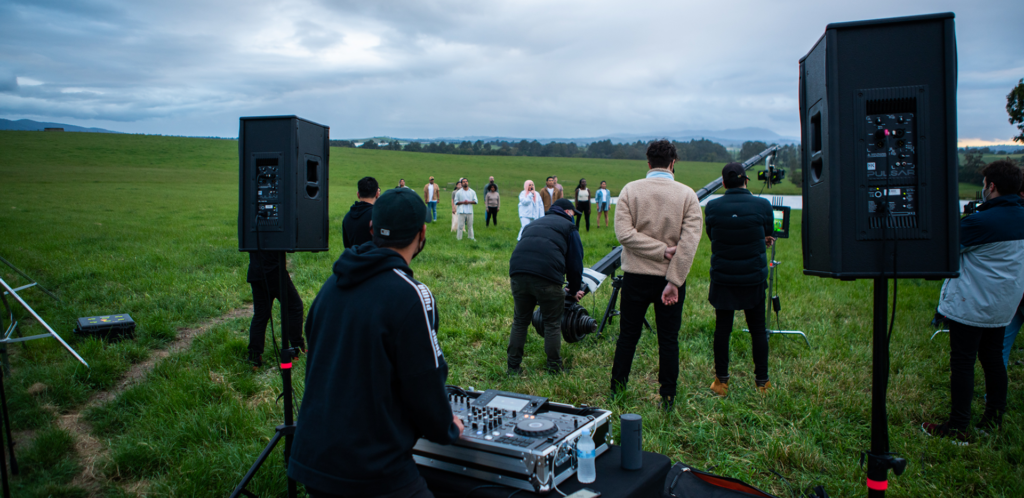 Tones and I Fly Away Music Video Completes Post Production with DaVinci Resolve Studio