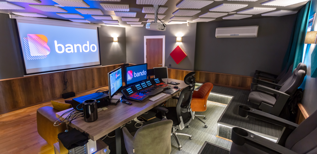 Istanbul's Bando Post Uses DaVinci Resolve Studio Ad Campaign Workflow