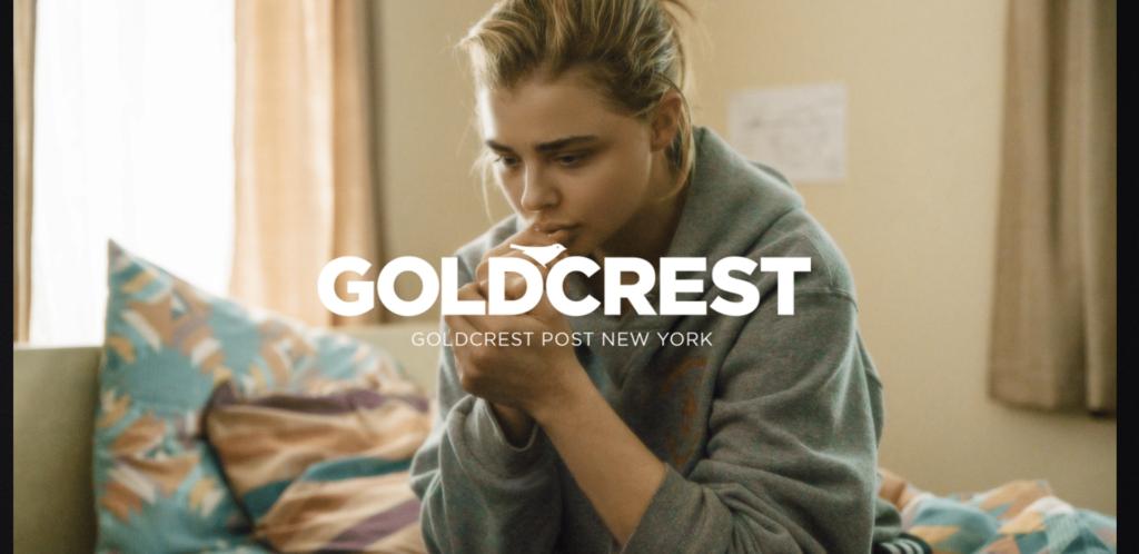 Goldcrest Post