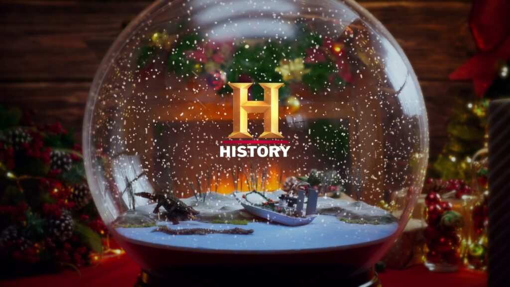 History of Snow Globe from Small Giant