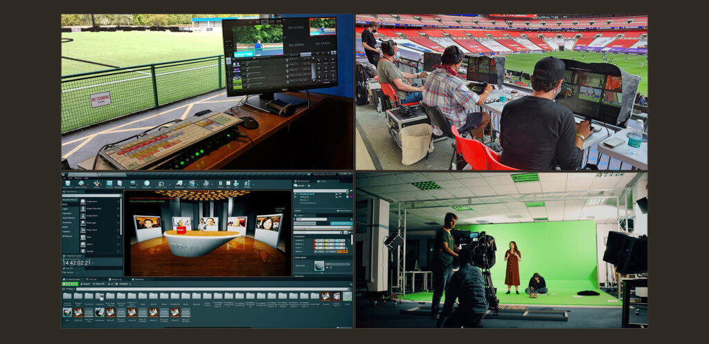 CJP Broadcast Launches StreamSmart for Sports