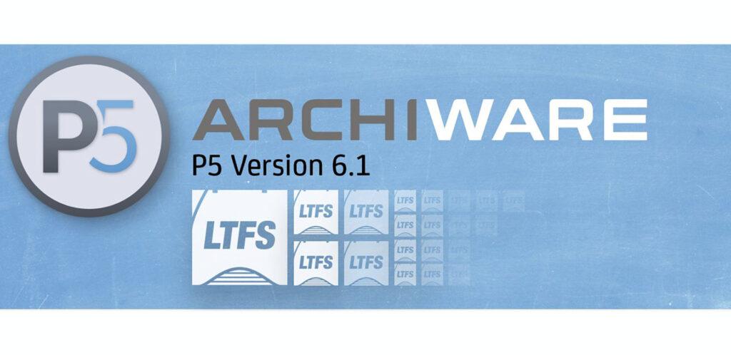 Archiware P5 Version 6.1