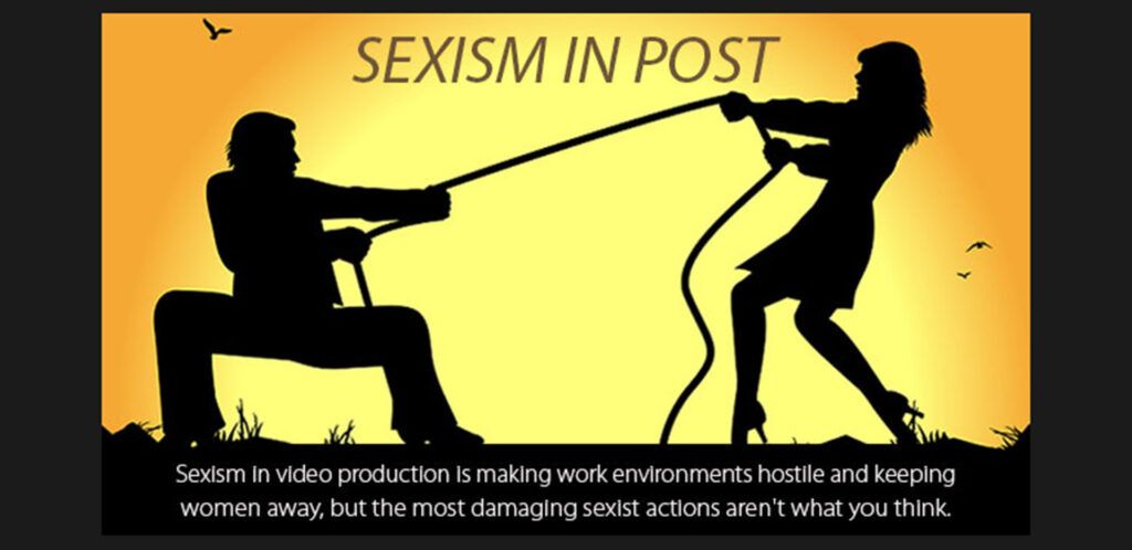 Sexism in Post