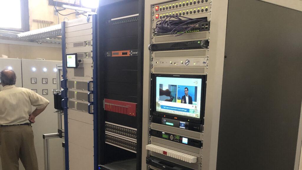 Rohde & Schwarz ENMA DBV-T2 Transmitter