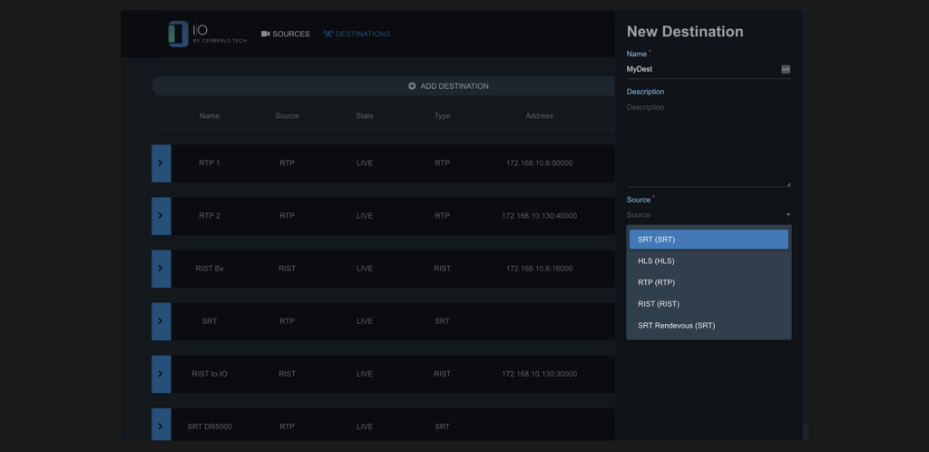 Cerberus Tech Enables Seamless, Interoperable Conversion of IP Video Traffic