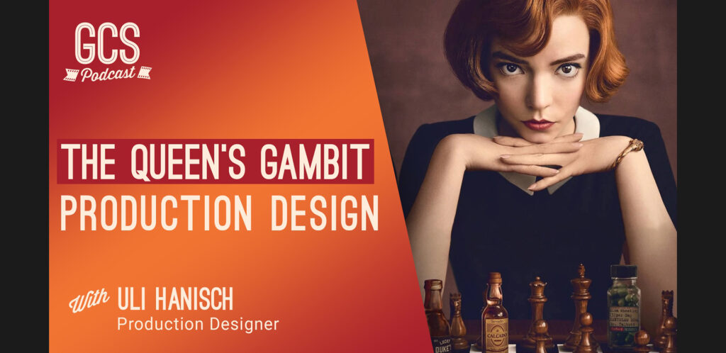 Queen's Gambit Production Design Go Creative Show