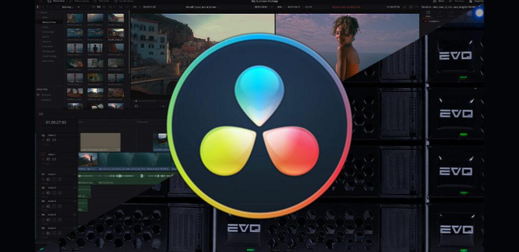 DaVinci Resolve Studio Workflow EVO