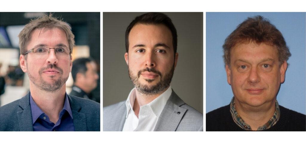 Sebastian Leske, Fabien Pisano, Richard Lewis