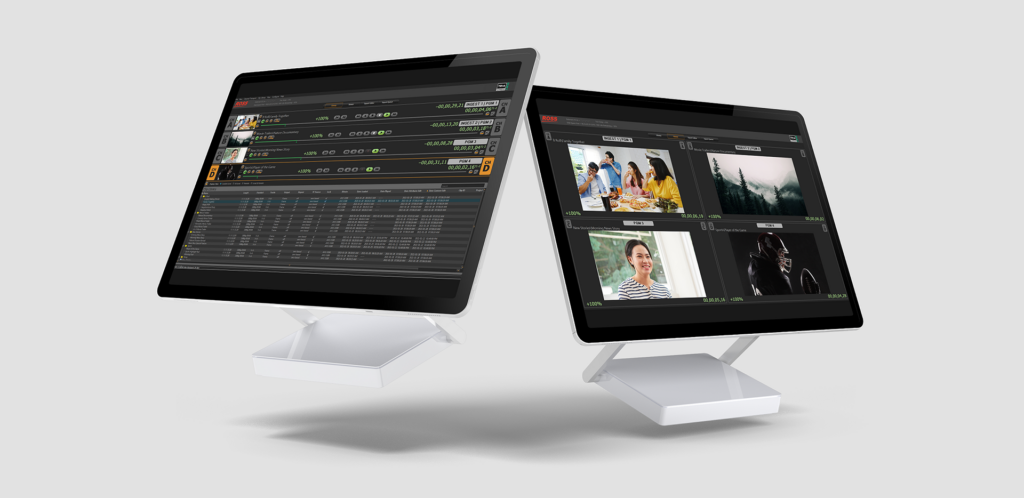 Tria Duet Double Monitor Play