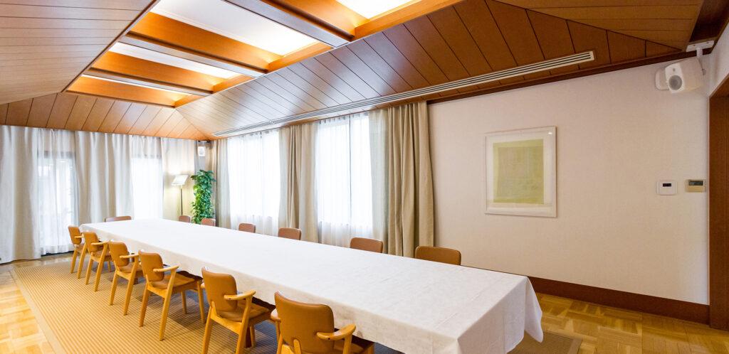 Finnish Embassy Uses Genelec Audio Speakers