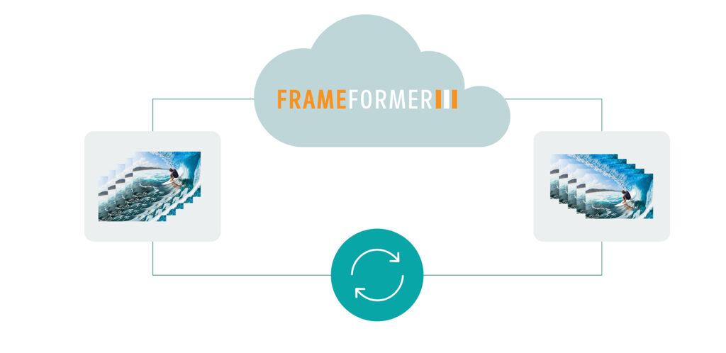 InSync FrameFormer Frame Rate