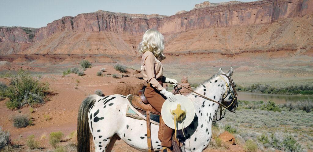 Anja Niemi The Imaginary Cowboy