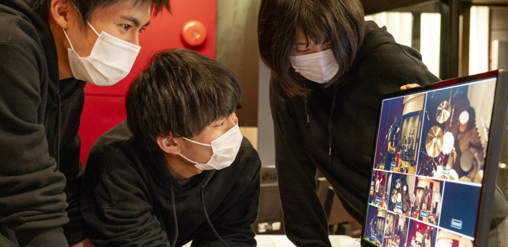 Freedom Studio Infinity Uses Blackmagic Design Workflow for Streaming THE INAZUMA SENTAI Concert
