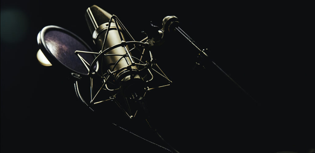 ALIBI Music Microphone