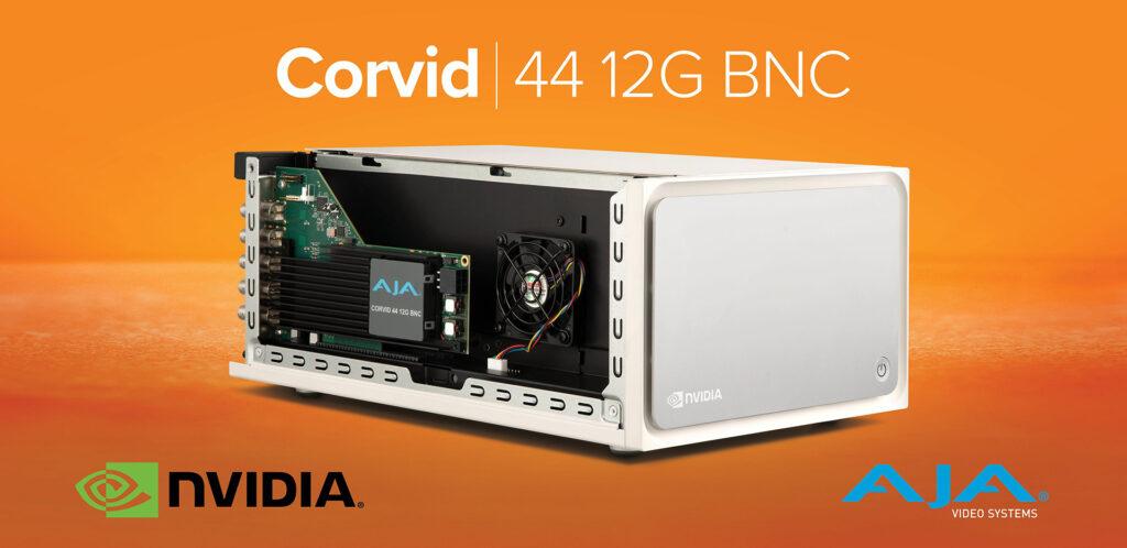 Corvid 44 12G BNC