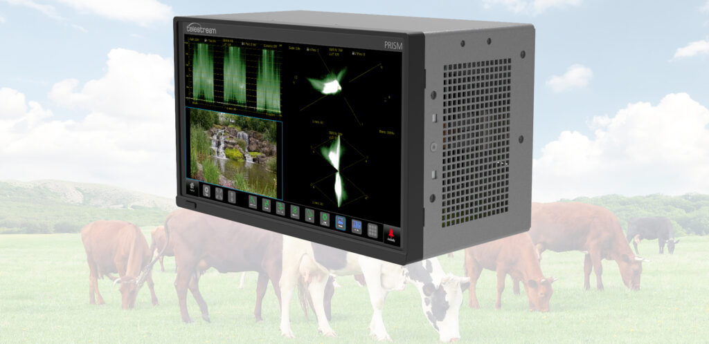 Telestream PRISM Waveform Monitors