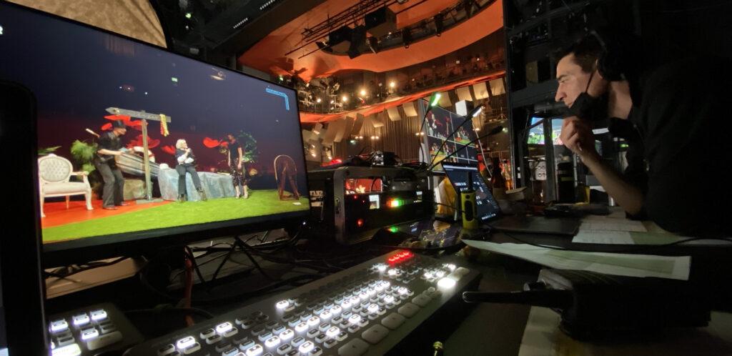 KulturMachtPotsdam Arts Livestream Powered by ATEM Mini Extreme