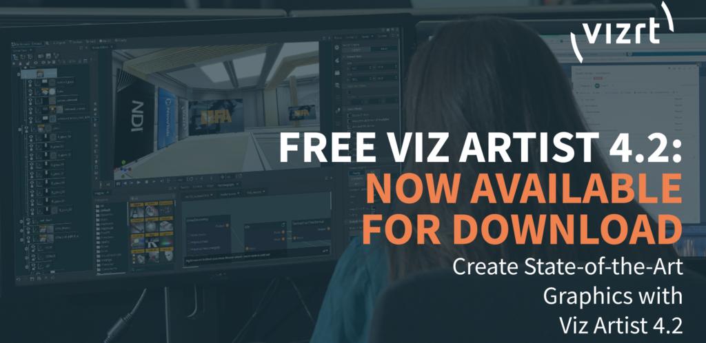 Viz Artist 4.2