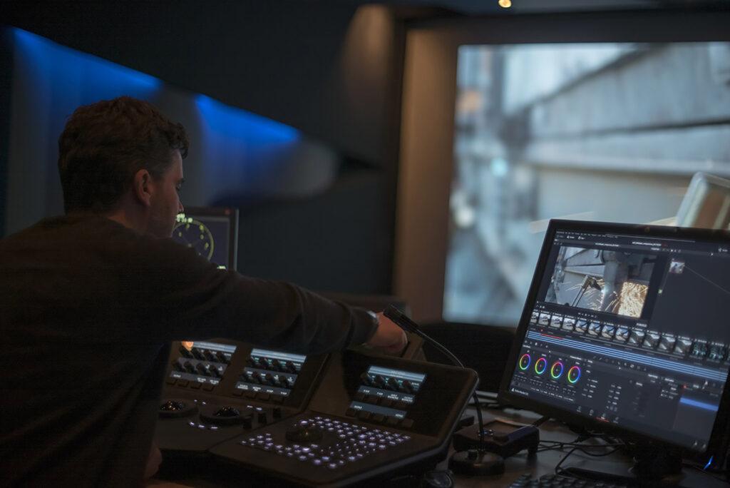 Editing Minari with DaVinci Resolve Studio