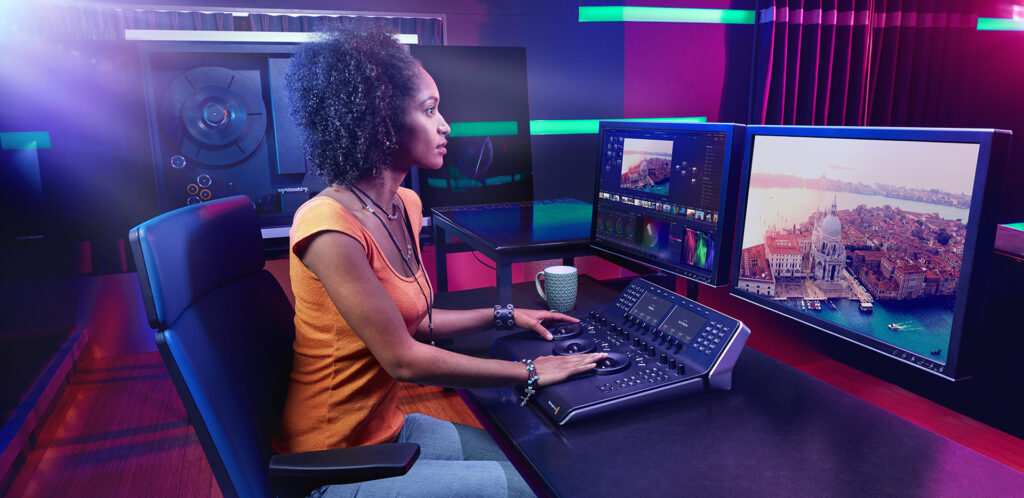 Editor Finishes Another Round with DaVinci Resolve