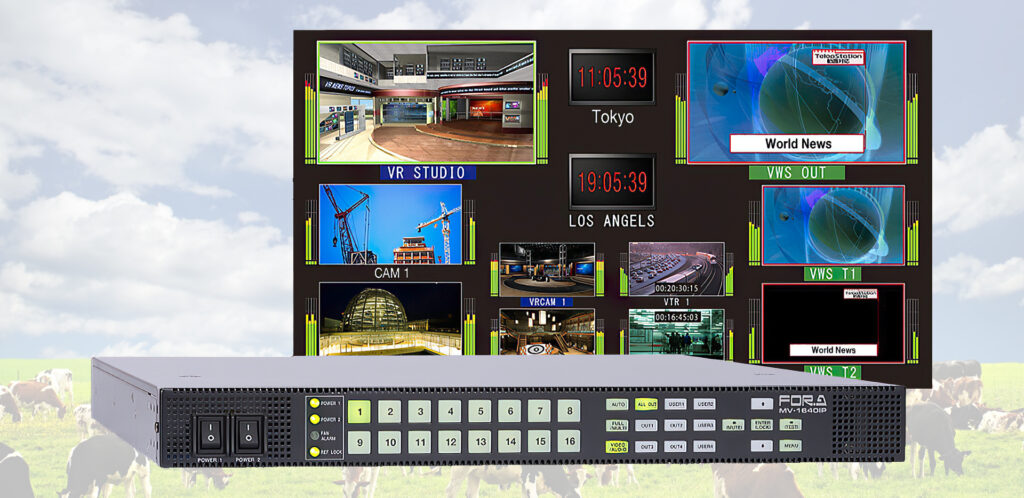 FOR-A MV-1640IP Multi-Viewer
