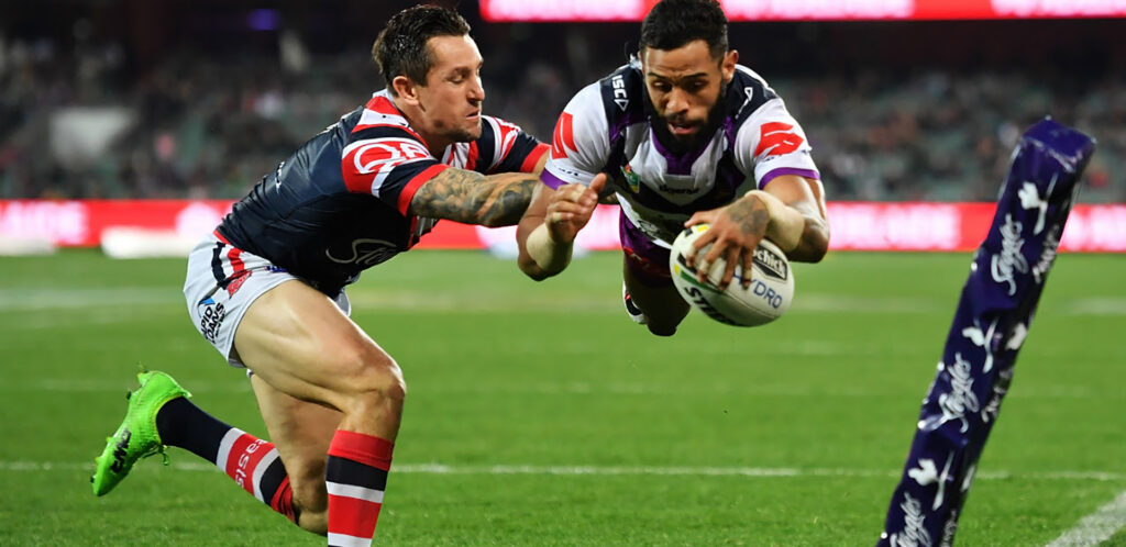 The National Rugby League use Blackbird