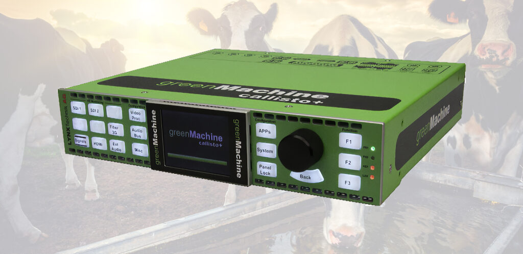 Green Machine Callisto