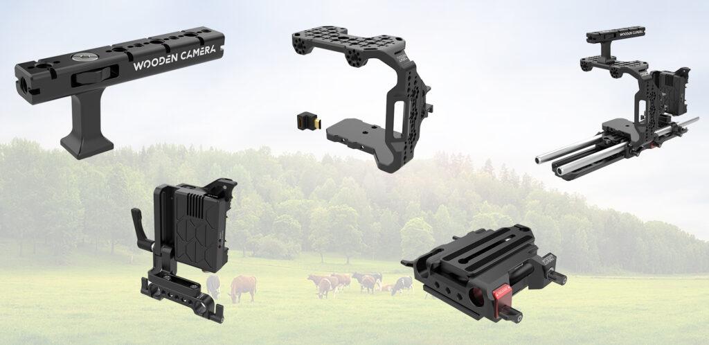 New Wooden Camera Accessories for Blackmagic Pocket Cinema Camera 6K Pro