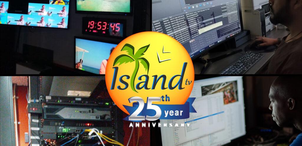 Island TV 25th Anniversary