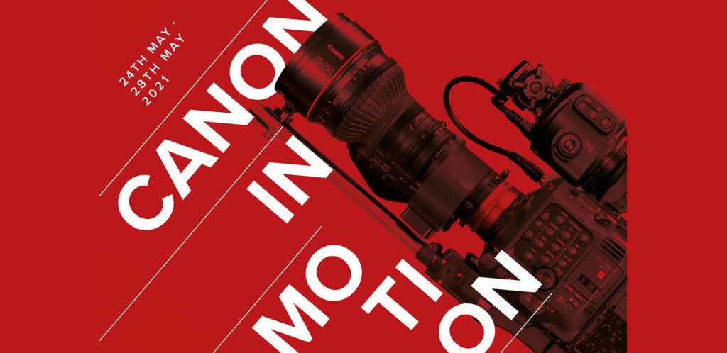 CVP Canon in Motion
