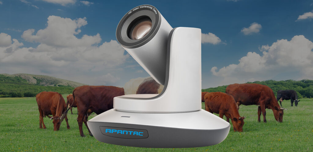 Apantac Launches PTZ Camera with NDI Built-In