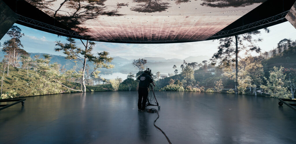 ARRI UK LED Landscape David Noton
