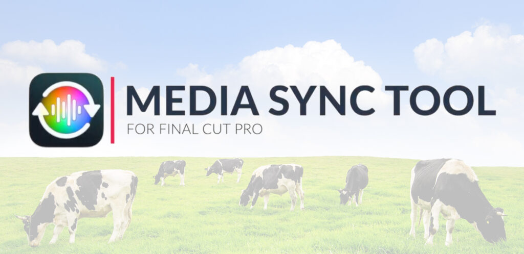Media Sync Tool for Final Cut Pro