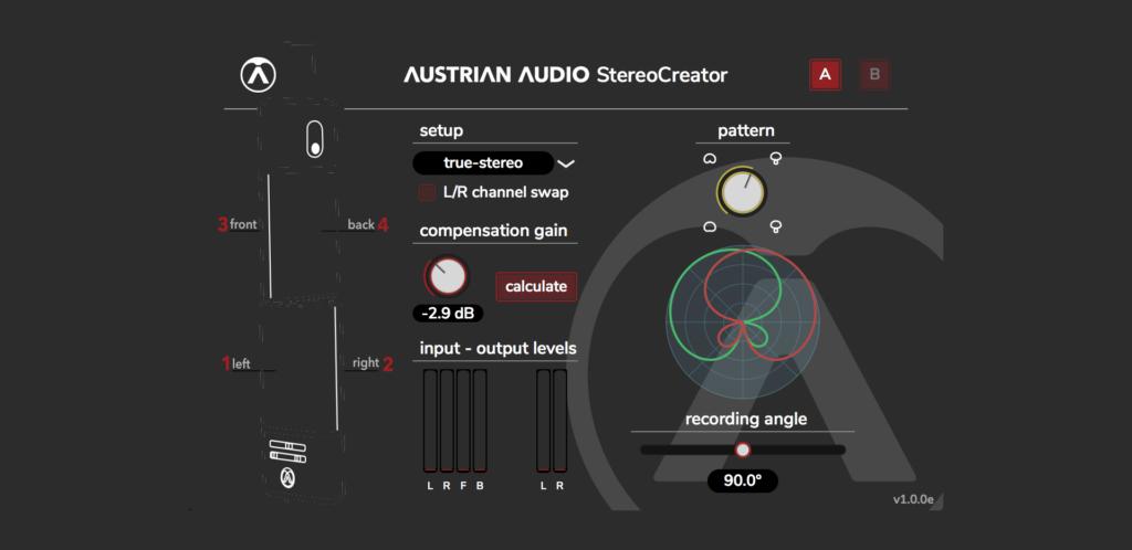 Austrian Audio StereoCreator