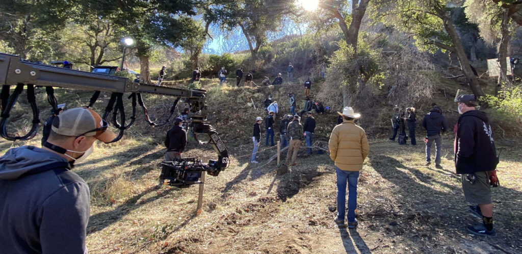 Francis Kenny, ASC Keeps Action High with Help of Bolt 4K Max, S.W.A.T. on Location