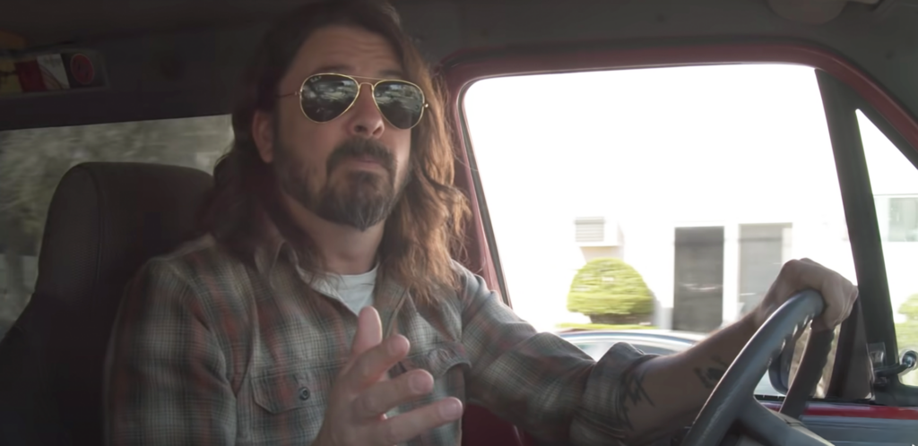 Blackmagic Dave Grohl What Drives Us
