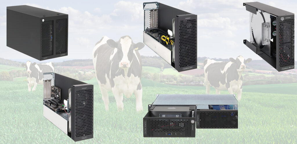 Sonnet Announces Professional Modular Thunderbolt Expansion Systems for the Desktop and for Rack Installation