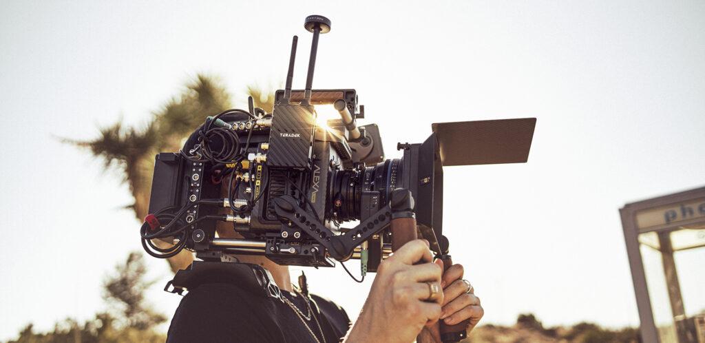 Teradek Bok 4K LT MAX Desert Shoot