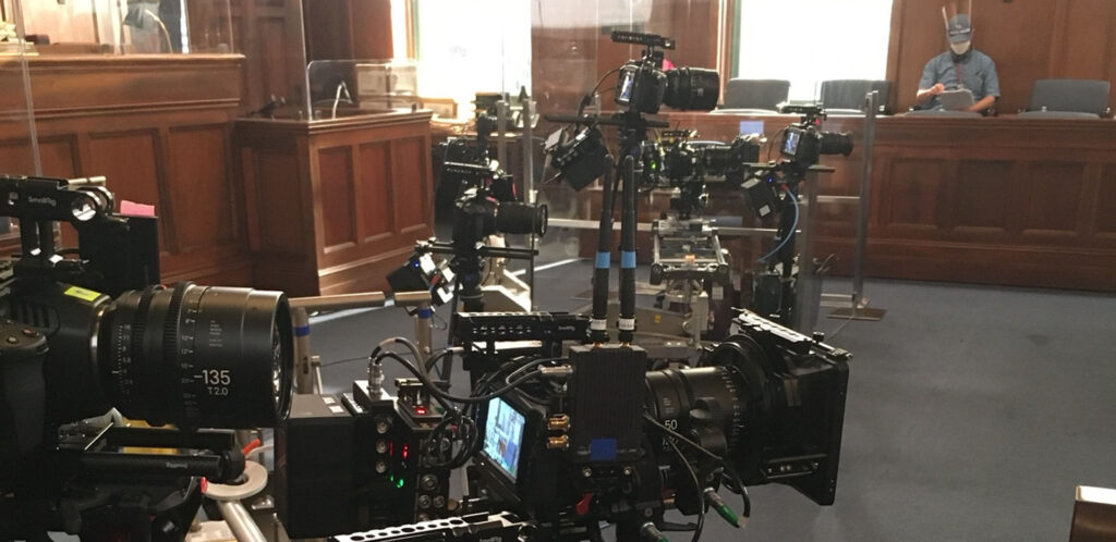 All Rise Shoots Season 2 With Blackmagic Pocket Cinema Camera 6K